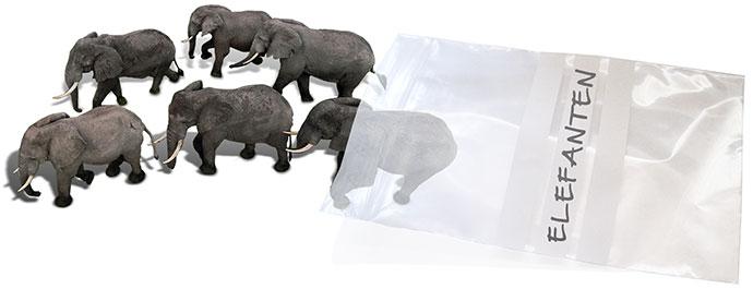 Verpackungen aus Folie von berplex Folienverpackungen